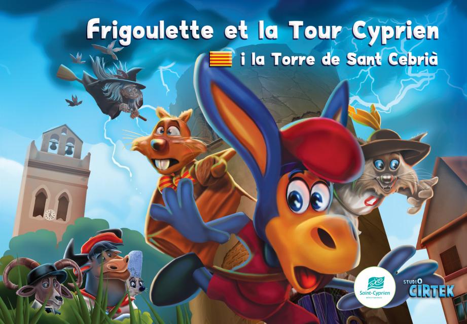 VOL.7 – Frigoulette et la tour Cyprien